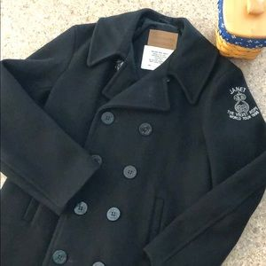 Vintage Janet Jackson The Velvet Rope Pea Coat